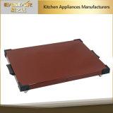Cassetto di riscaldamento di riscaldamento dell'alimento del piatto Es-5003 400W dell'alimento di approvazione di RoHS del Ce