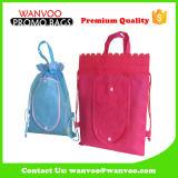 Grand sac d'emballage non tissé réutilisable d'achats d'épicerie pour promotionnel