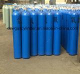 継ぎ目が無い鋼鉄酸素の水素のアルゴンのヘリウムの二酸化炭素のガスポンプCNGシリンダー(EN ISO9809 /GB5099)
