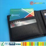Изготовленный на заказ карта памяти привода вспышки USB карточки 4GB сторон RFID Businees двойника