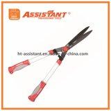 Tesouras retas da conversão da lâmina do ajustador de tensão com punhos de alumínio