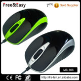 Fashion Laser LED Pattern Wired Computer Mouse