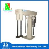 Mezcladora dispersa de alta velocidad para la producción de tratamiento por lotes