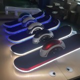 Скейтборд колеса вездехода одного ветра форсированный самокатом электрический