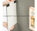Contador contrario promocional de la expo de la feria profesional de la visualización del contador portable de la exposición