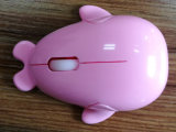 Slim Cute 3D USB Wired Optical Mouse Jo14 Souris