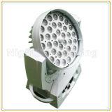 luz principal movente do ponto da lavagem do diodo emissor de luz 36*10W