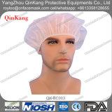 Chapeau rond protecteur non tissé sanitaire remplaçable