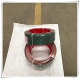 PVC superiore di verde della cinghia del poliuretano V della trasmissione