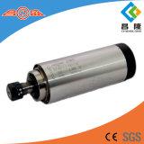 Alta frecuencia de 400 Hz husillo de 80 mm 24000rpm 2,2 kW Diámetro de Grabado de madera Recoger Er16 husillo refrigerado por aire
