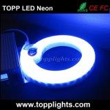 Luz flexível do diodo emissor de luz do RGB do néon do PVC para a recolocação de néon de vidro