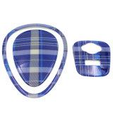 Tablero de instrumentos azul de Speedwell y emblema entrado para Mini Cooper F54