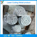 Laser de Guo Shengwei coupant la plaque d'acier inoxydable, plaque de fer