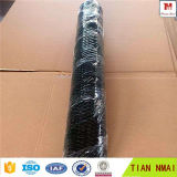 Плетение мелкоячеистой сетки ISO9001 и SGS/PVC покрынная гальванизированная шестиугольная ячеистая сеть