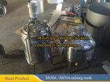 бак нержавеющей стали 1t Ss316 смешивая для сока и варенья