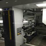 7 impresora del fotograbado del color del motor 8 para la película 150m/Min