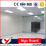 Panneau de MgO de matériau de construction, panneau d'oxyde de magnésium, panneau ignifuge, panneau de mur d'oxyde de magnésium, panneau de mur de magnésium, panneau de magnésie, panneau de mur de magnésie