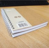 Ваша тетрадь самого лучшего книга в твердой обложке выбора A4 A5 A6 спиральн