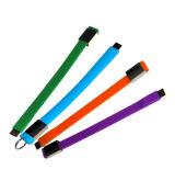Kundenspezifischer USB-greller StockWristband USB-greller Fahrer-Speicher-Stock