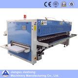 Hojas que se lavan del lavadero industrial completamente automático del uso del hospital plegables la máquina