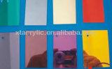 Painel de parede personalizado do plexiglás com a folha do acrílico do molde
