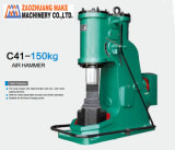 сила 150kg умирает молоток вковки воздуха при одобренный CE (C41-150)