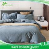 4つの星のホテルのためのSize Comforters Set製造業者のブラシの綿王