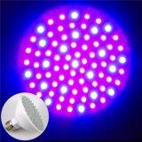 E27 360 grados de planta de 3W 5W 7W LED crecen la luz