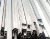 TP304/Tp316L de Naadloze Rechthoekige Pijp van het Roestvrij staal voor Bouw