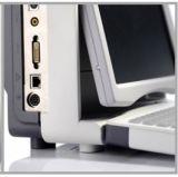 Bcu20 machine portative d'ultrason d'ordinateur portatif de 12 Digitals de pouce pleine avec la bonne qualité de formation image