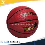 Basket-ball officiel professionnel pour l'allumette réelle
