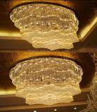 Luxuriöse Decken-Kristallbeleuchtung für Landhaus oder Gaststätte