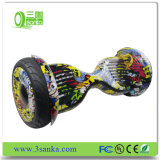 Billig 2 Rad-elektrischer Roller mit LED-Licht u. Fernsteuerungs