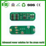 batería del Li-ion de PCM del fabricante PCBA BMS para el sistema de gestión BMS de la batería de 4s 17V 10A