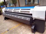 impresora 3.2m/Inkjet/pistas de la impresora/del solvente Printer/4-12 PCS Konica 512I del formato grande/impresoras/de Dika&Xuli más estables