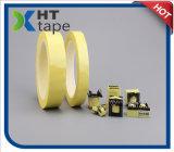 Gelbes selbstklebendes Polyester-Plastik-Band für Batterien