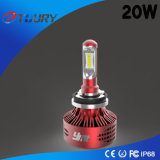 자동차 부속용품 차 점화 4WD 20W H4 H7 H11 LED 헤드라이트