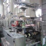 Linha de produção automática cheia dos doces do Lollipop para a fábrica