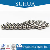 esfera de aço inoxidável de esfera de aço 316 de 5.5mm