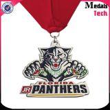 Medalla de premio de maratón de metal de alta calidad de venta de Promation