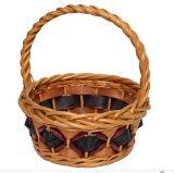 La cesta natural hecha a mano más popular del sauce (BC-ST1229)