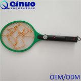 Swatter de mosca eletrônico recarregável com diodo emissor de luz