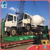 het Mengen zich van 8cbm Vrachtwagen van de Mixer van het Cement Isuzu van de Trommel de Japan Gebruikte Concrete