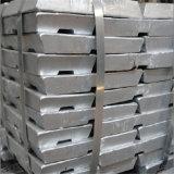 高品質純粋な亜鉛インゴット99.99% 99.995%