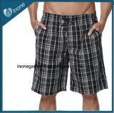 Os Mens de Inone W25 nadam Shorts ocasionais da placa das calças curtas