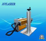 Machine portative tenue dans la main d'inscription de laser de fibre