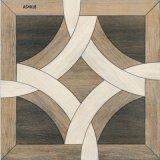 Tintenstrahl polierte Baumaterial-glasig-glänzende Bodenbelag-Fliese mit preiswertem Preis