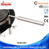 Fácil de montar Prefessional barbacoa Grill Barbacoa Set de herramientas de carbón