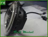 Farol redondo do projetor do diodo emissor de luz para o jipe com DRL