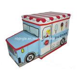 De mooie Kruk van de Opslag van de Vorm van de Auto van het Ontwerp voor Jonge geitjes speelgoed-Gsa7044-1